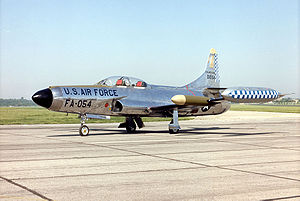 82d Operations Group - F-94 Starfire