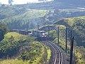 Locomotivas de comboio que passava sentido Guaianã na Variante Boa Vista-Guaianã km 189-190 em Itu - panoramio.jpg