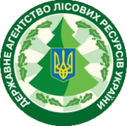 Logo of derzhlis of Ukraine.png