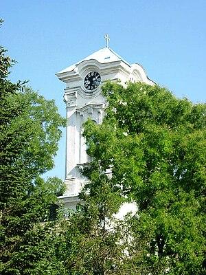 Lokve, Alibunar - The Romanian Orthodox church