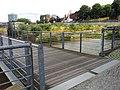London, Woolwich Dockyard, disused slip at Mast Quay 08.jpg