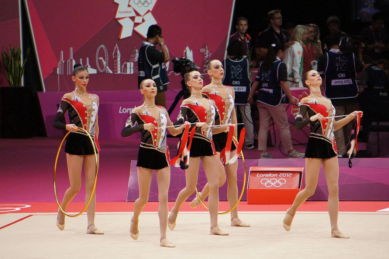 File:Rhythmic gymnastics at the 2012 Summer Olympics
