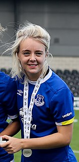 Mollie Green association football player