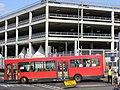 London General ED4 AE06HCF GoAhead group Media Mall Bus station, Olympic games vehicle (7754115864).jpg