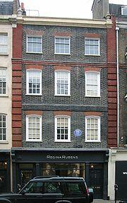 Handel House at 25 Brook Street, London