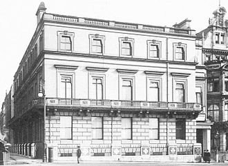 Londonderry House - Londonderry House, c. 1900
