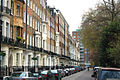 Looking south at the east side of Montagu Square, London W1 - geograph.org.uk - 1610207.jpg