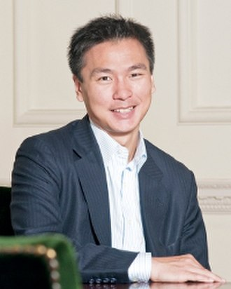 Nat Wei, Baron Wei - Image: Lord Nat Wei, Government Adviser for Big Society