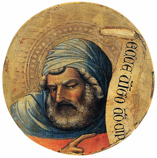 Lorenzo Monaco - The Prophet Isaiah - WGA13590