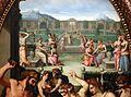 Lorenzo sciorina, ercole uccide il drago, 1570-73 ca. 02.jpg