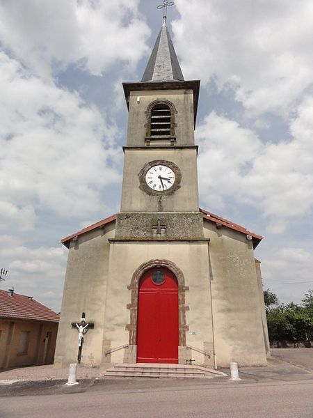 Loromontzey (M-et-M) église