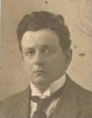 Lothar Popp - Image: Lothar popp mid 1920s
