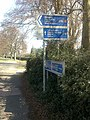 Lots of Cycleway Signs - geograph.org.uk - 1223587.jpg