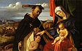 Lotto, Madonna col Bambino, san Pietro martire e un donatore.jpg