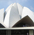 Lotus Temple - Delhi, various views (6).JPG