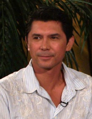 Pacific Islands Americans - Lou Diamond Phillips
