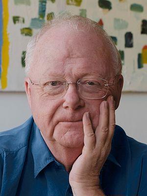 La Commedia - Composer Louis Andriessen in 2008