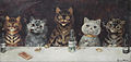 Louis Wain The bachelor party.jpg