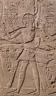 Son of Ramesses II