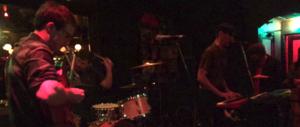 Extra Life (band) - Image: Loz extralife