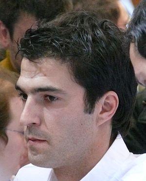 Lucas Luhr - Lucas Luhr in 2007