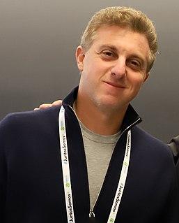 Luciano Huck Brazilian TV host and entrepreneur (born 1971)