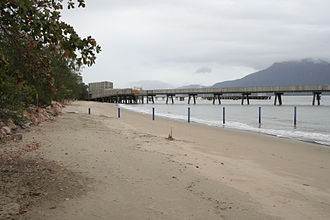 Lucinda, Queensland - Image: Lucinda jetty 3