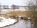 Luebars - Graben beim Schaefersee (Drainage Ditch by Schaefersee) - geo.hlipp.de - 34183.jpg