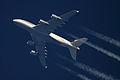 "Lufthansa A380 D-AIMD ""Tokio"" cruising 08-Oct-2011.jpg"