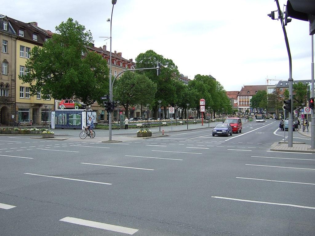 Luitpoldplatz Bayreuth