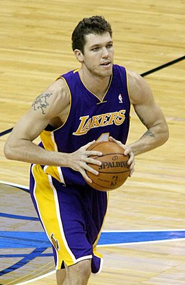 Image illustrative de l'article Luke Walton