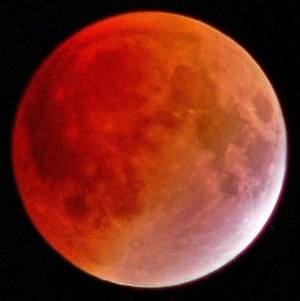 August 2007 lunar eclipse - Image: Lunar Eclipse