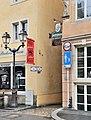 Luxemb City rue de la Loge entrance rue de l'Eau.jpg