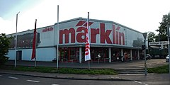 Märklin Museum in Göppingen - panoramio.jpg