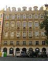 Měšťanský dům Na zednické (Staré Město), Praha 1, Kozí nám. 7, Staré Město.JPG
