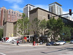 Museum  on Museum Of Contemporary Art  Chicago   Wikipedia  The Free Encyclopedia