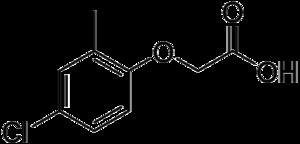 MCPA - Image: MCPA structure