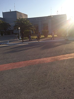Ciudad Victoria International Airport - Image: MMCV3