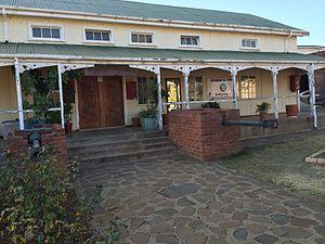 Memorable Order of Tin Hats - M.O.T.H. Shellhole, Bloemfontein.