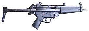 Heckler & Koch MP5A3