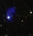 MUSE spies accreting giant structure around a quasar.tif