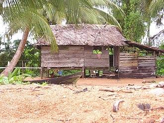 Mabaruma - Image: Mabaruma Guyana Almond Beach House