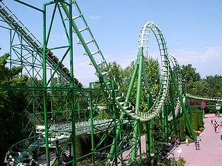 Shaman (roller coaster)