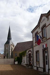 Fontenay-sur-Eure Commune in Centre-Val de Loire, France