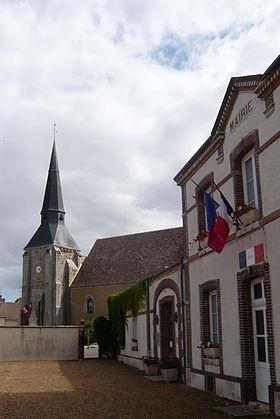 Fontenay sur eure wikip dia - Office de tourisme eure et loir ...