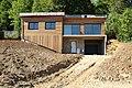 Maison en construction à Lévis-Saint-Nom le 10 mai 2015.jpg