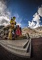 Maitreyee Buddha -Leh -Jammu and Kashmir -DSC 8564.jpg