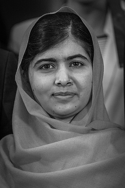 File:Malala Yousafzai par Claude Truong-Ngoc novembre 2013.jpg