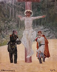 Reconciliation by Jacek Malczewski