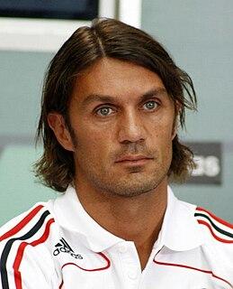 Paolo Maldini Italian association football player